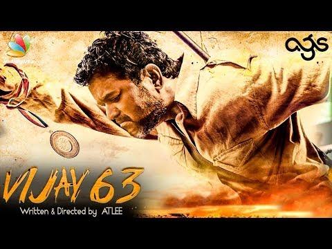 THALAPATHY 63 : Vijay To Play an Athlete ? | Atlee Movie