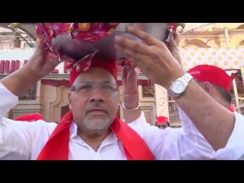 Jhulelal rathh yatra - Pune 2016