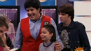 Drake and Josh S2E7: Josh Meets the Little Diva Scene 2