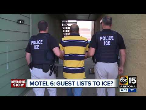 Motel 6 accused of handing over information to ICE in Washington