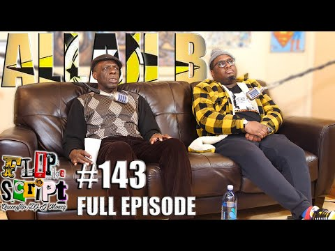 F.D.S #143 - ALLAH B - FIVE-PERCENT NATION - TALKS HIS JOURNEY, CLARENCE 13X & MLK - FULL EPISODE