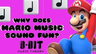 Why does Mario music sound