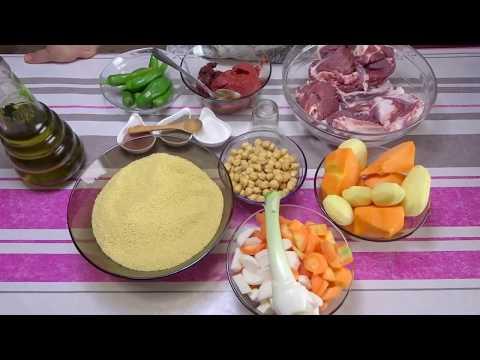couscous-aux-légumes-et-à-la-viande---تحذير-رد-بالك-ريقتيك-تسيل---كسكسي-بالخضار-واللحم