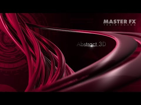Abstract 3D Extrusion in Photoshop