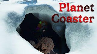 【planet coaster】ししろーランド、リニューアル(記録)予定地【獅白ぼたん/ホロライブ】
