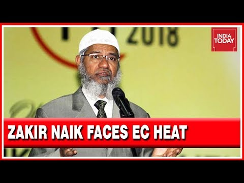 ED Files Chargesheet Against Zakir Naik In Mega Terror Crackdown