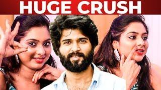 Symantha Kiran's Secret Crush Revealed | Vijay Tv Sarvanan Meenatchi