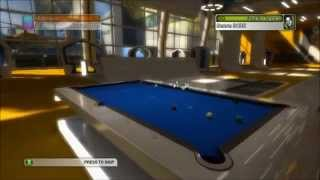 Pool Nation - first Xbox 360 cap