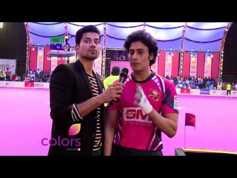 Watch Arjun Bijlani and Shaleen Malhotra fight for Mumbai Tigers captaincy