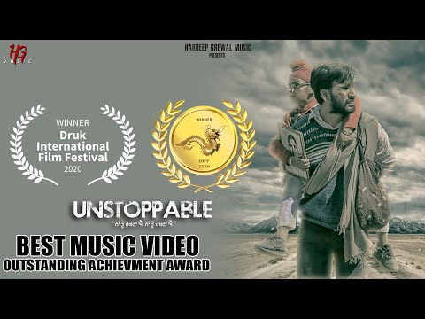 unstoppable-:-hardeep-grewal-(full-video)-proof-|-motivational-song-|-latest-songs-2019