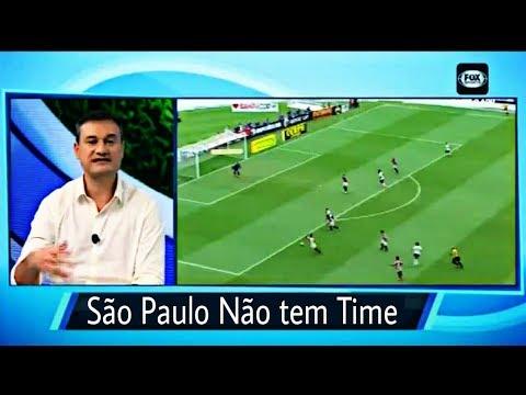 """SÃO PAULO TEM UM TIME RUIM """"4 FORÇA"""" ?"""