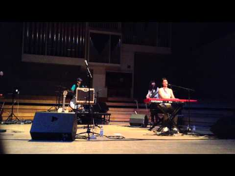 Heather Peace's live in Manchester, Royal Northern College of Music (Part 3)