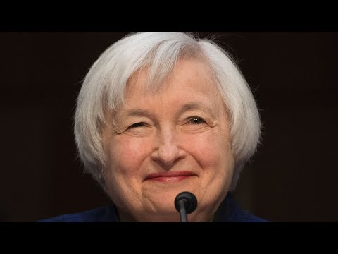 Fed Chair Yellen Said to Impress Trump in Interview