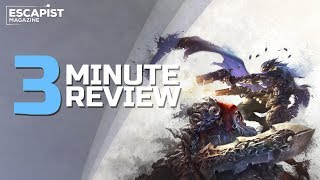 Darksiders Genesis | Review in 3 Minutes (Video Game Video Review)