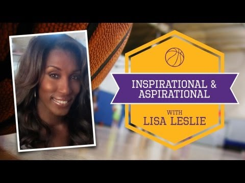 Lisa Leslie - How to Cheer For Your Children