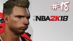 NBA 2K18 - #18 - Puhuva WC ja allekirjotetaan sponsorisopimus!