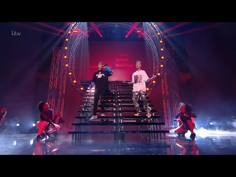 Britain's Got Talent The Champions Bars & Melody 5th Round Audition