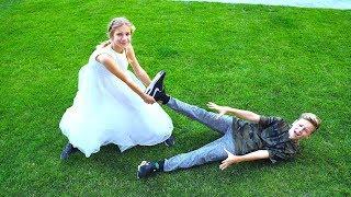СНОВА НЕВЕСТА Антон не хочет жениться