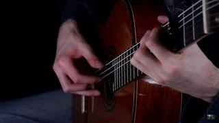 Ludovico Einaudi - Primavera (Guitar Cover) + TABS