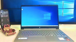HP 15s-eq0007au - Laptop Unboxing amp Review