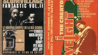 DJ Damage : Slum Village - Fantastic vol.2 promo mix