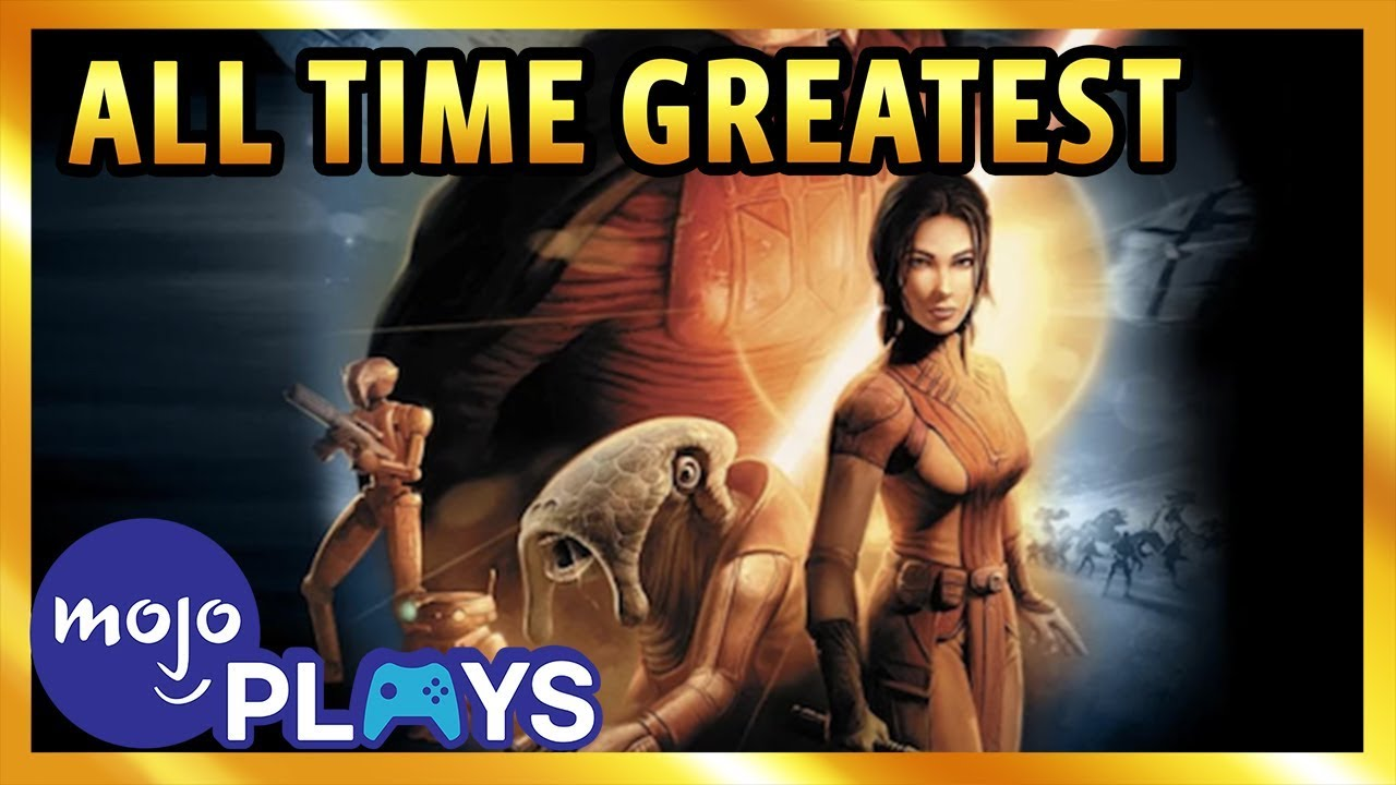 Greatest Video Game Twist Ever - Star Wars: KOTOR