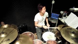 任我行 - 陳奕迅 (Drum Cover by Max)
