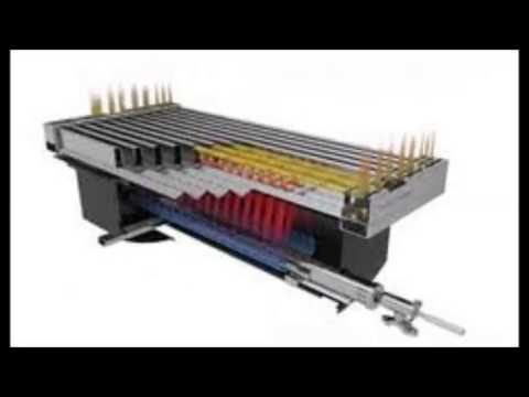 Gas Infrared Heating System - YouTube