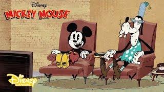 La abuela de Goofy | Mickey Mouse