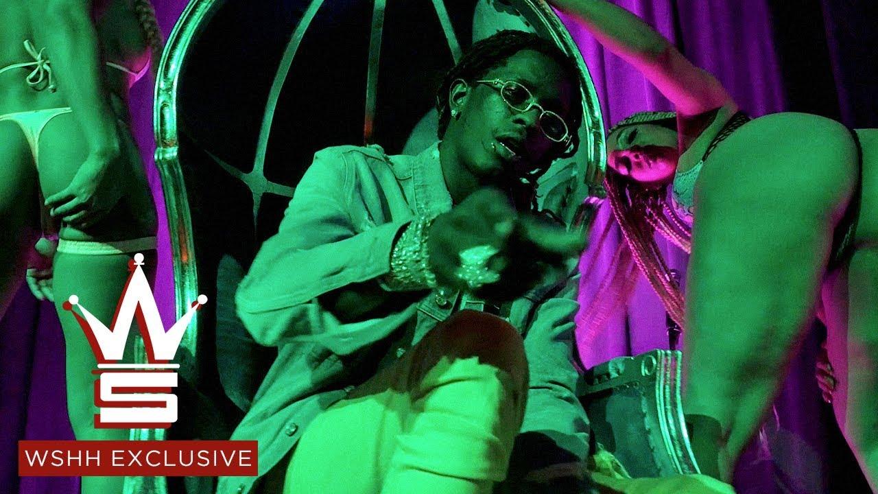 FBG BabyGoat Feat. Young Thug - She Prada Me