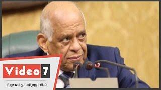 رئيس البرلمان عن إلغاء حظر سير المقطورات: مجلسنا مسئول عن أى روح تُقتل