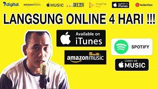 Cara cepat memasukkan lagu ke Spotify, Apple Music, Deezer, Amazon Music, dan lainnya screenshot 3