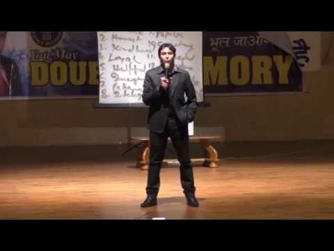 Memory Guru Ashish Sharma || Raipur Seminar Part 3 || By Ashish Sharma