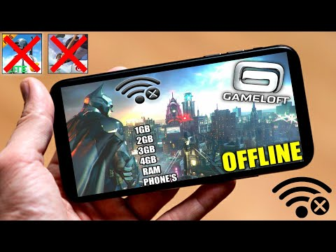 Top 5 Best Survival And Action Gameloft Games Android OFFLINE HD With ( DOWNLOAD LINK )
