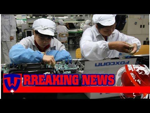 Foxconn parent plans shanghai ipo for mainland internet unit