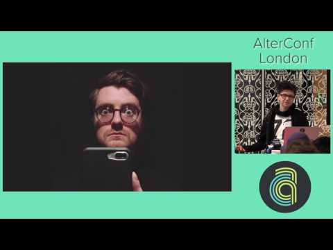 AlterConf London 2017: Choose your own business adventure by Nat Buckley