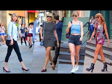 Taylor Swift's Hairstyle, Casual Style, Street Style & Outfits - 2018