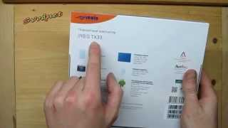 Планшет IRBIS TX33 обзор
