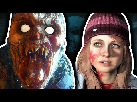 WE'RE IN THE ENDGAME NOW...! - Until Dawn
