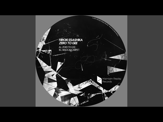 Zero To Gee (Original Mix)