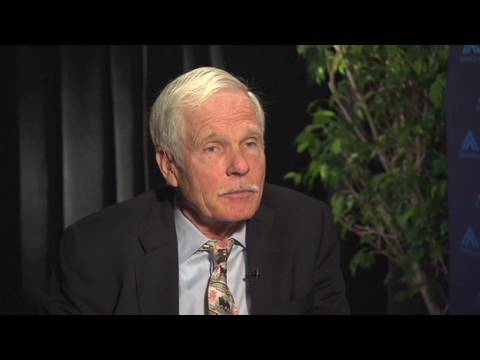 Ted Turner on God and off-shore drilling
