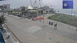 Preview of stream Resorts Casino Hotel Beach, Atlantic City, USA