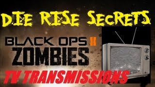 Die Rise Zombies Secrets: Analyzing the TV Transmissions - CDC, Zombie Infection, & More