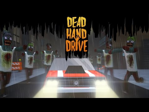 Dead Hand Drive Official Launch Trailer