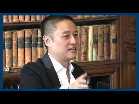 New World Disorder | Erix X. Li | Oxford Union
