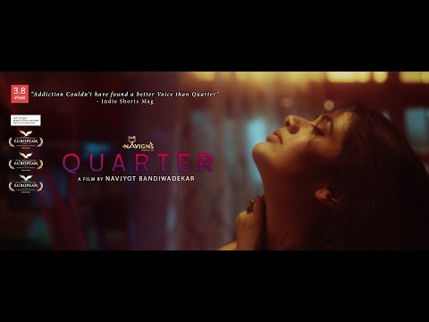 Official Trailer - Quarter The Film | Girija Oak Godbole | Navigns | HD