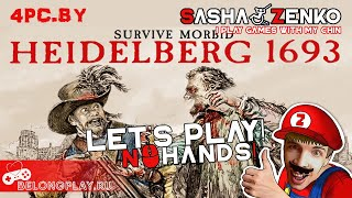Heidelberg 1693 Gameplay (Chin & Mouse Only)