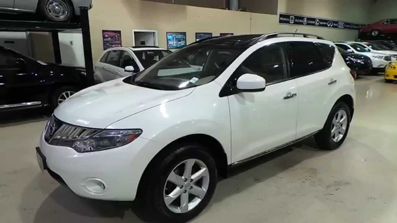 Exceptional 2010 Nissan Murano SL AWD Review