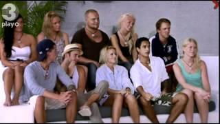 Paradise Hotel 2012 norge  - Christian Svingen sjekker inn med stil.