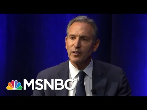 Jay Inslee: 'Viscerally, Intellectually And Totally Opposed' To Schultz 2020 Run | MTP Daily | MSNBC